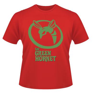 Green hornet logo inspired T-shirt or Hoodie